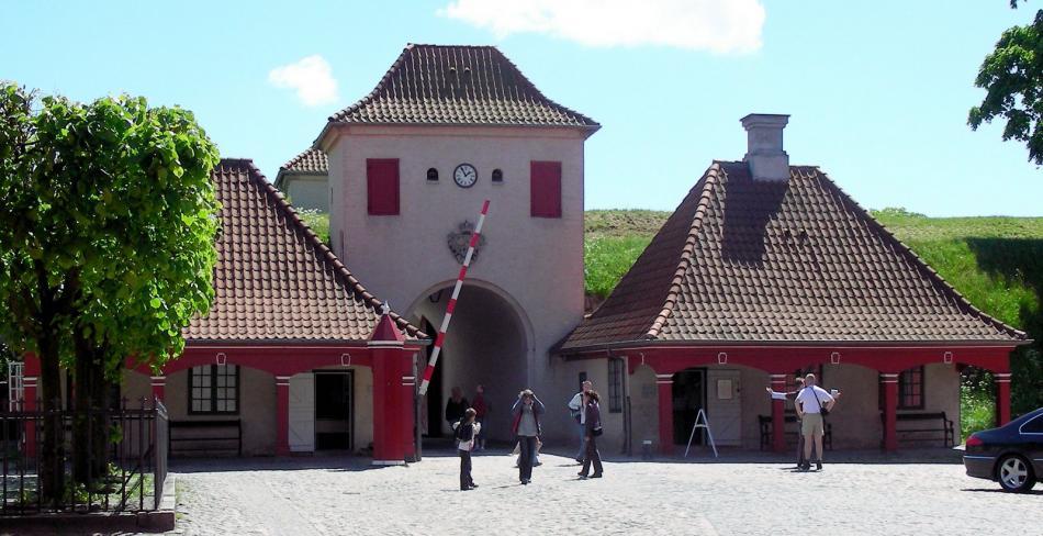 Kopenhaga - Kastellet