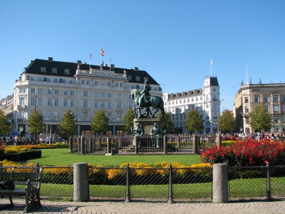 Kopenhaga - Kongens Nytorv