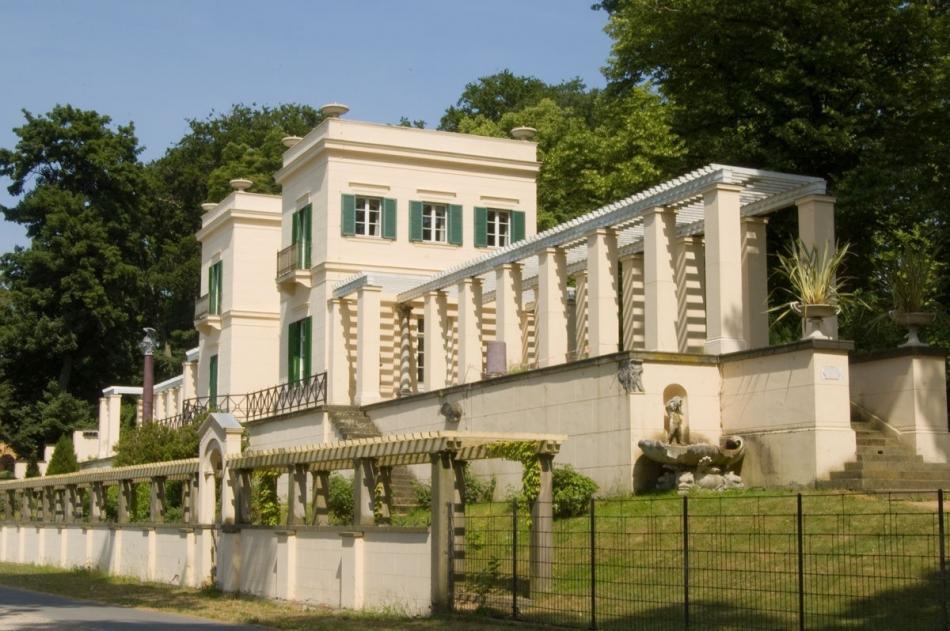 Pałacyk myśliwski Glienicke