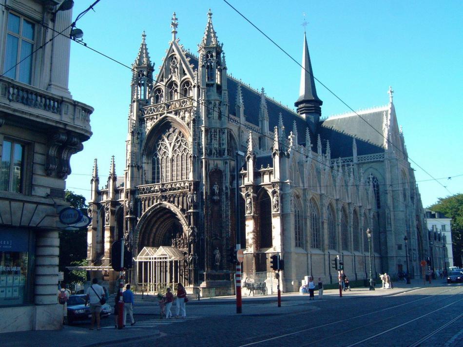 Kościół Notre Dame du Sablon