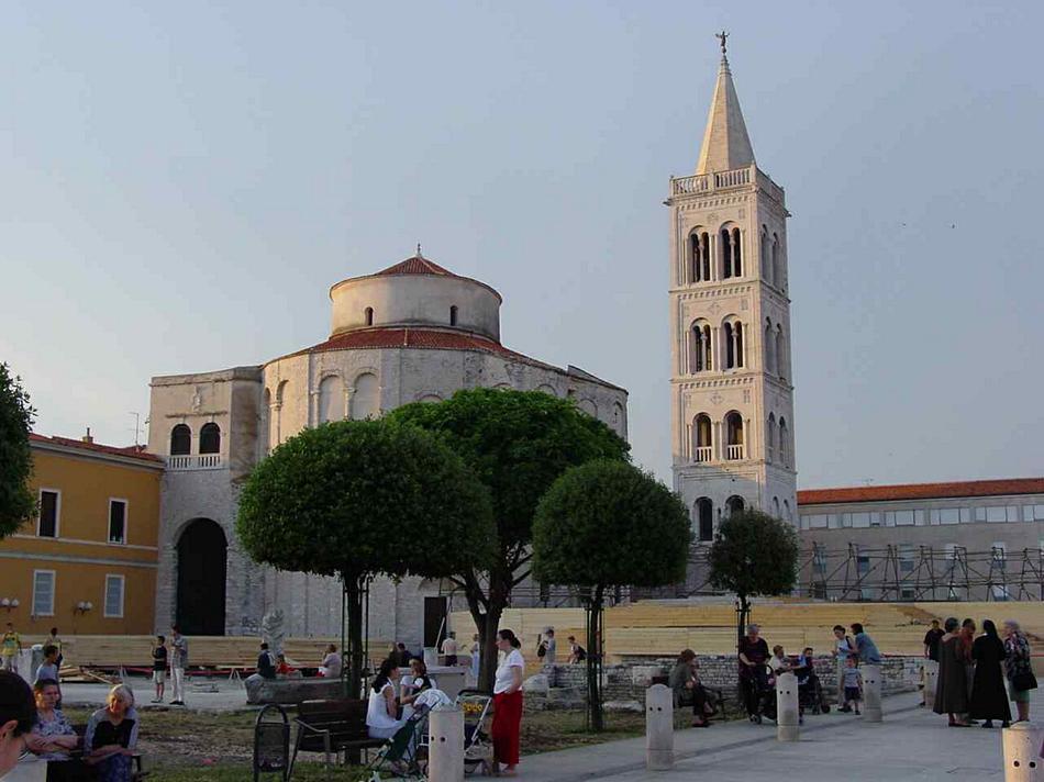 Zadar - Centrum