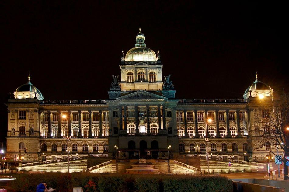 Muzeum narodowe w Pradze