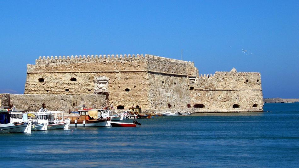 Heraklion - Forteca Koules
