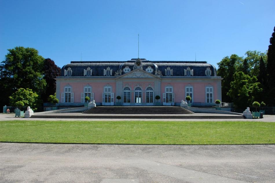 Pałac Benrath