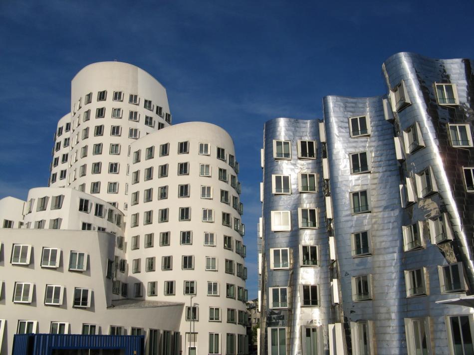 Dusseldorf - Medienhafen