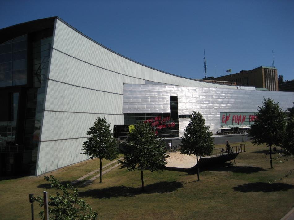 Muzeum Sztuki Współczesnej Kiasma