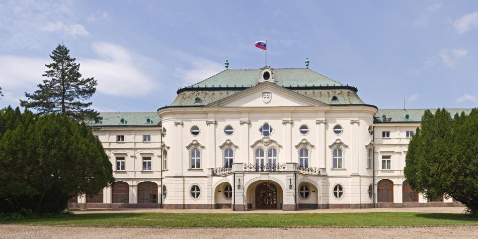 Letni pałac arcybiskupi