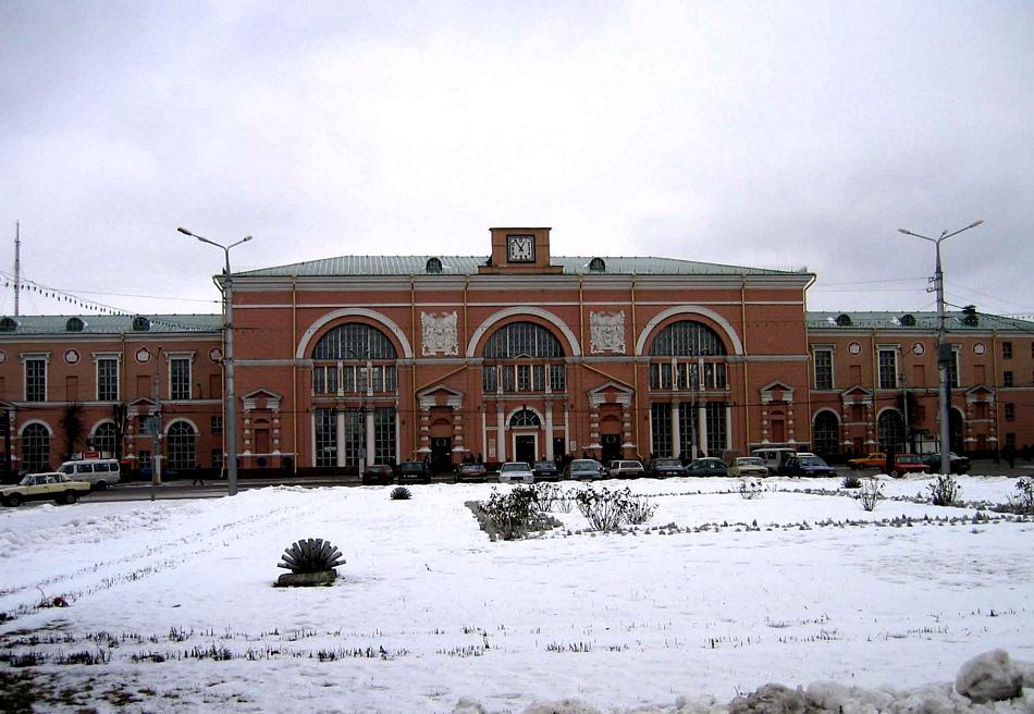 Witebsk - Dworzec