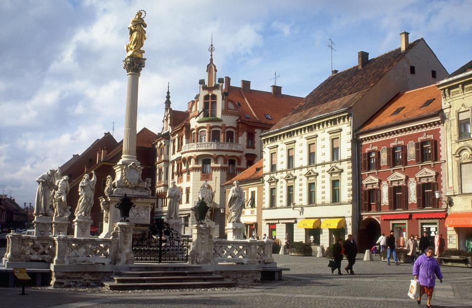 Maribor - Starówka