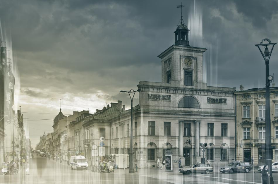 Ratusz Miejski w Łodzi