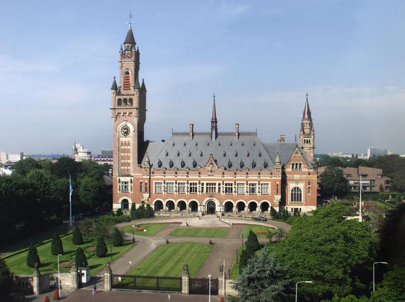 Haga - Międzynarodowy Trybunał Sprawiedliwości