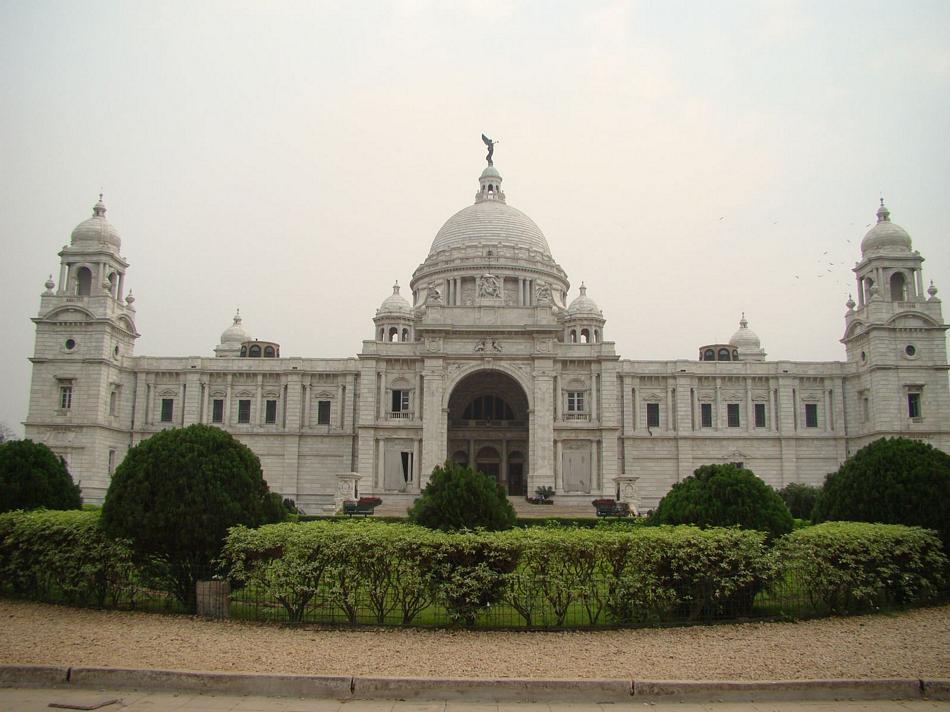 Kalkuta - Mauzoleum Królowej Victorii