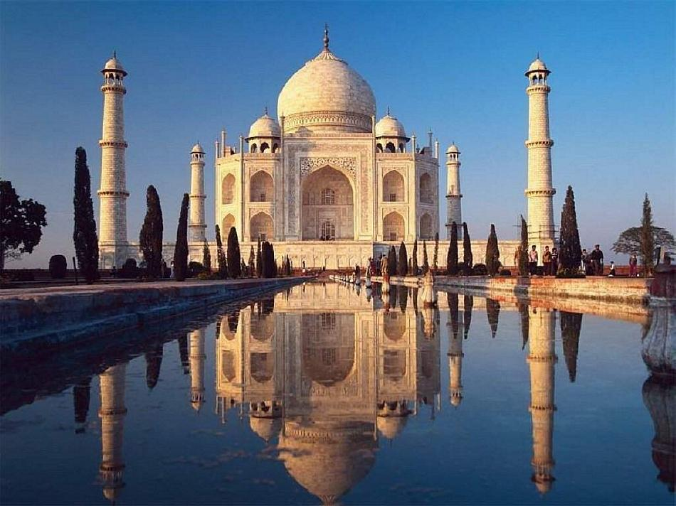 Agra - Tadz Mahal