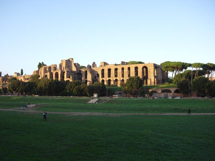 Rzym - Circus Maximus