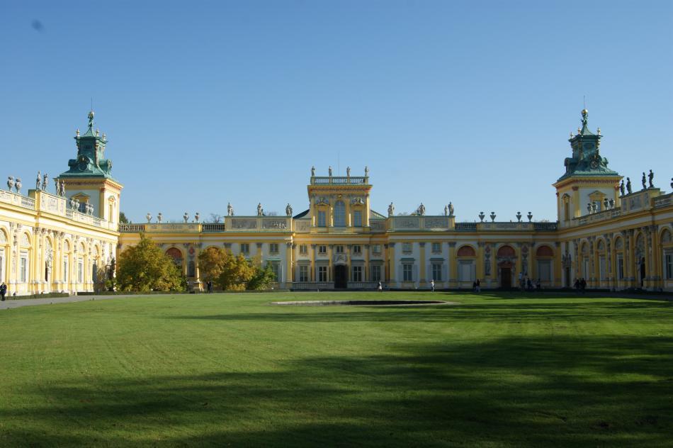 Zespół pałacowo-parkowy w Wilanowie