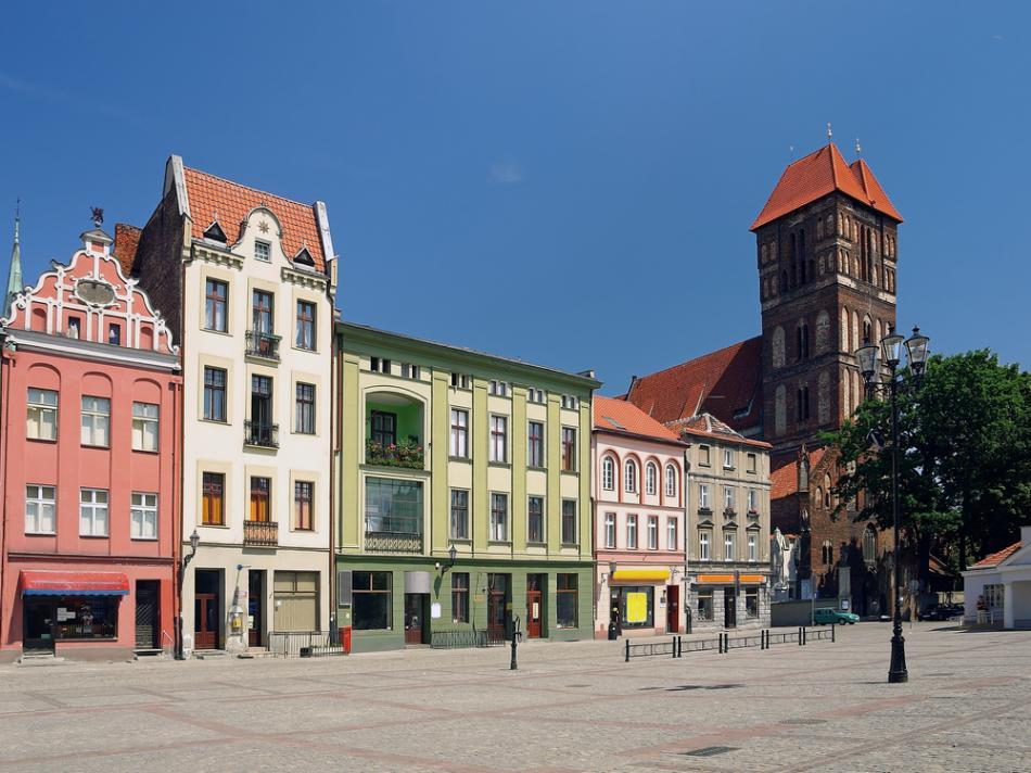 Kościół św. Jakuba w Toruniu
