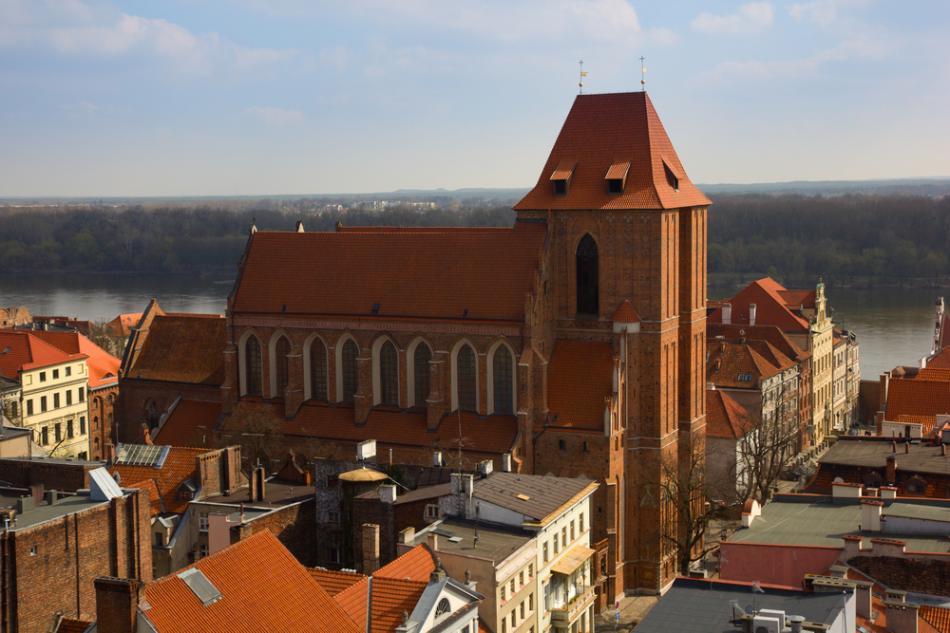 Kościół św. Jana Chrzciciela i św. Jana Ewangelisty w Toruniu