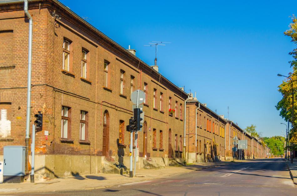 Zespoły fabryczno-rezydencjonalne w Łodzi