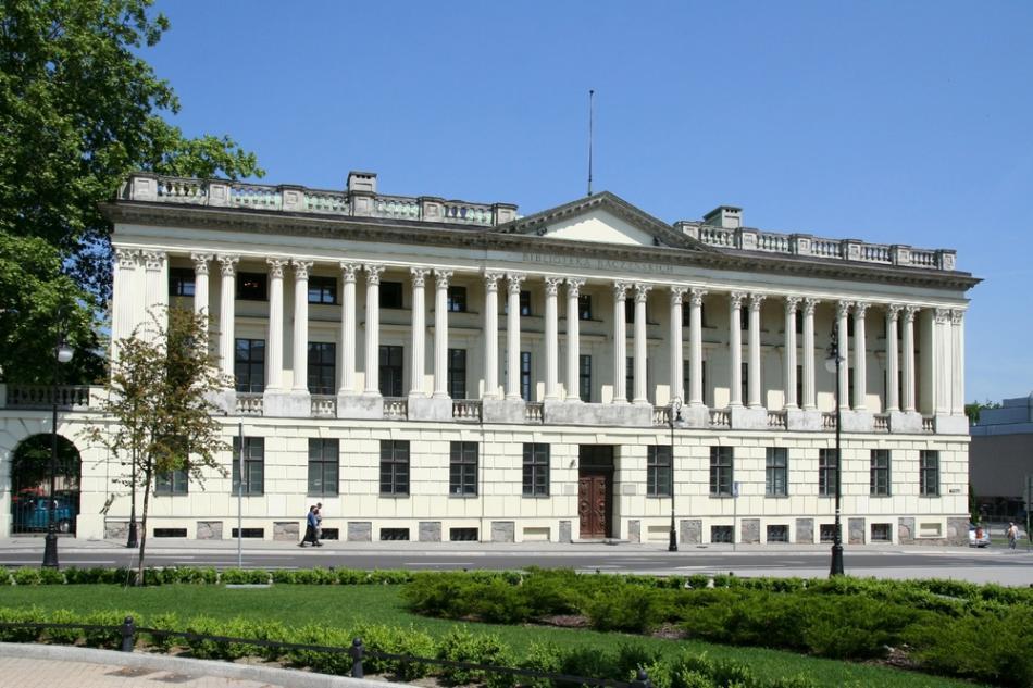 Biblioteka Raczy�skich