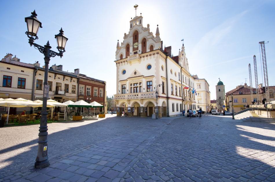 Ratusz miejski w Rzeszowie