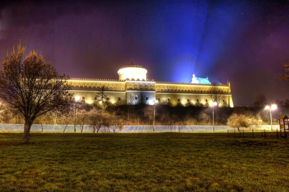 Zamek Kr�lewski w Lublinie