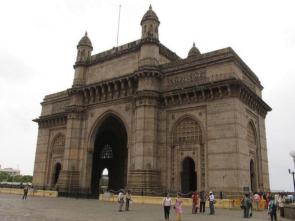 Bombaj - Brama Indii