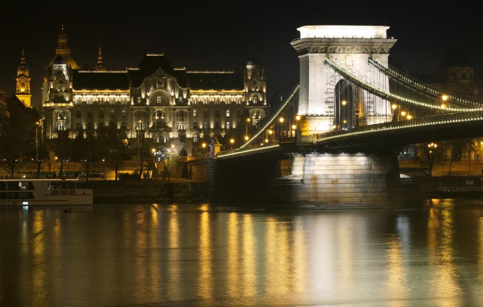 Most Łańcuchowy Szechenyego