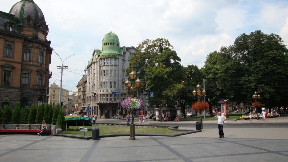 Aleja Wolno�ci (Prospekt Swobody)