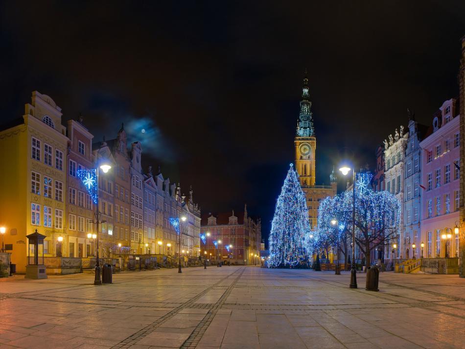 Ratusz w Gdańsku