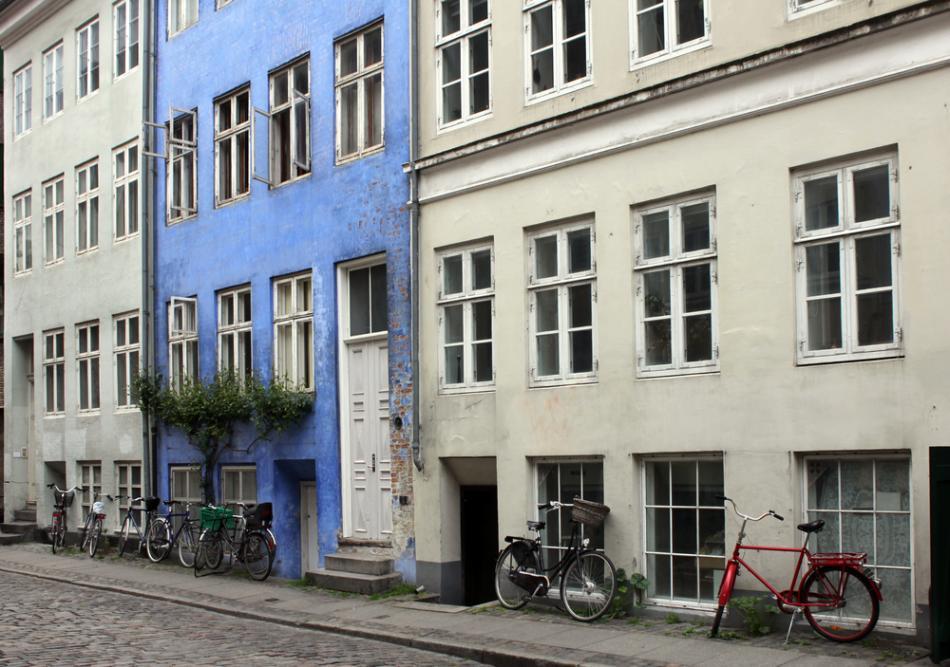 Kopenhaga - Dzielnica Christianshavn