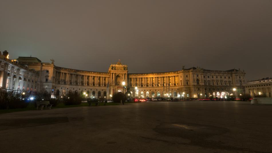 Pałac Hofburg
