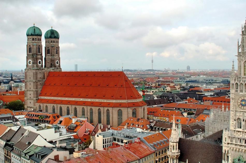 Katedra Najświętszej Marii Panny w Monachium