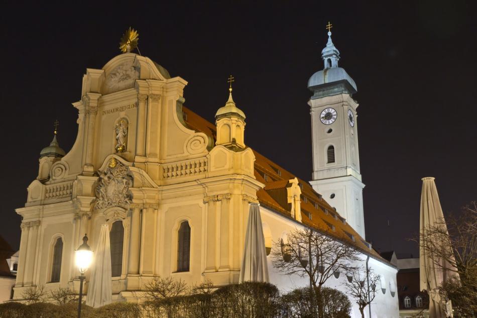 Kościół Ducha Świętego w Monachium