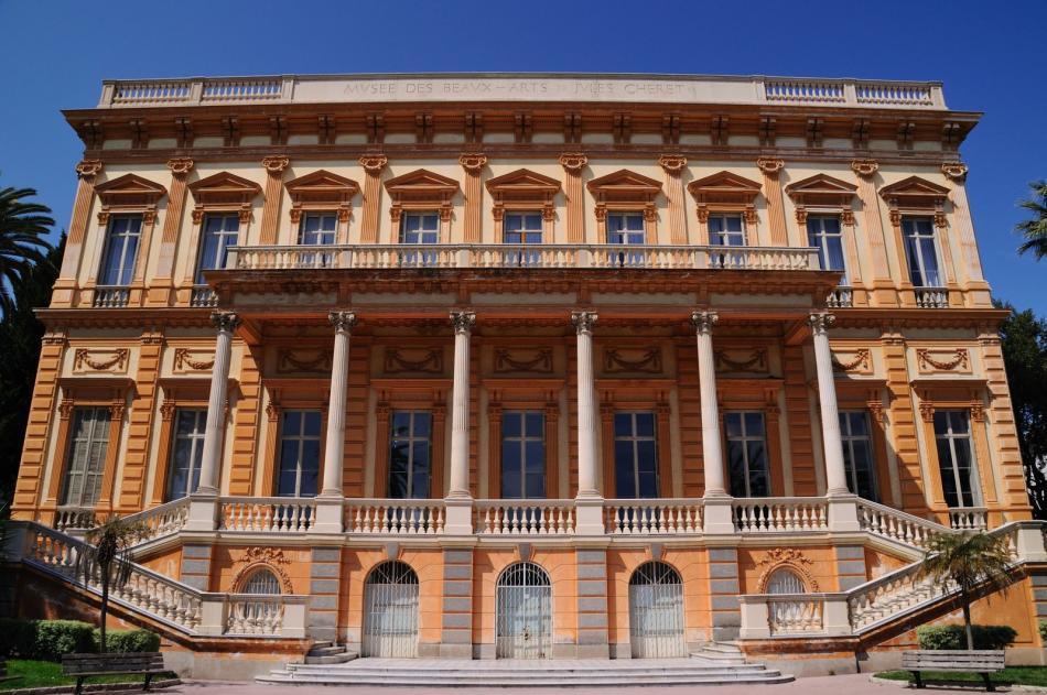 Muzeum Sztuk Pi�knych w Nicei