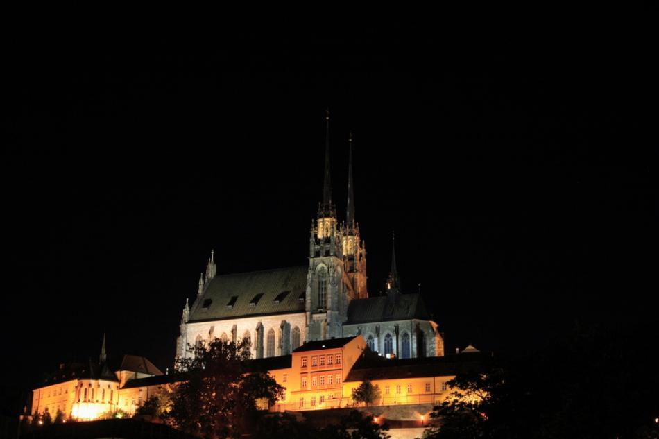 Katedra Świętych Piotra i Pawła w Brnie