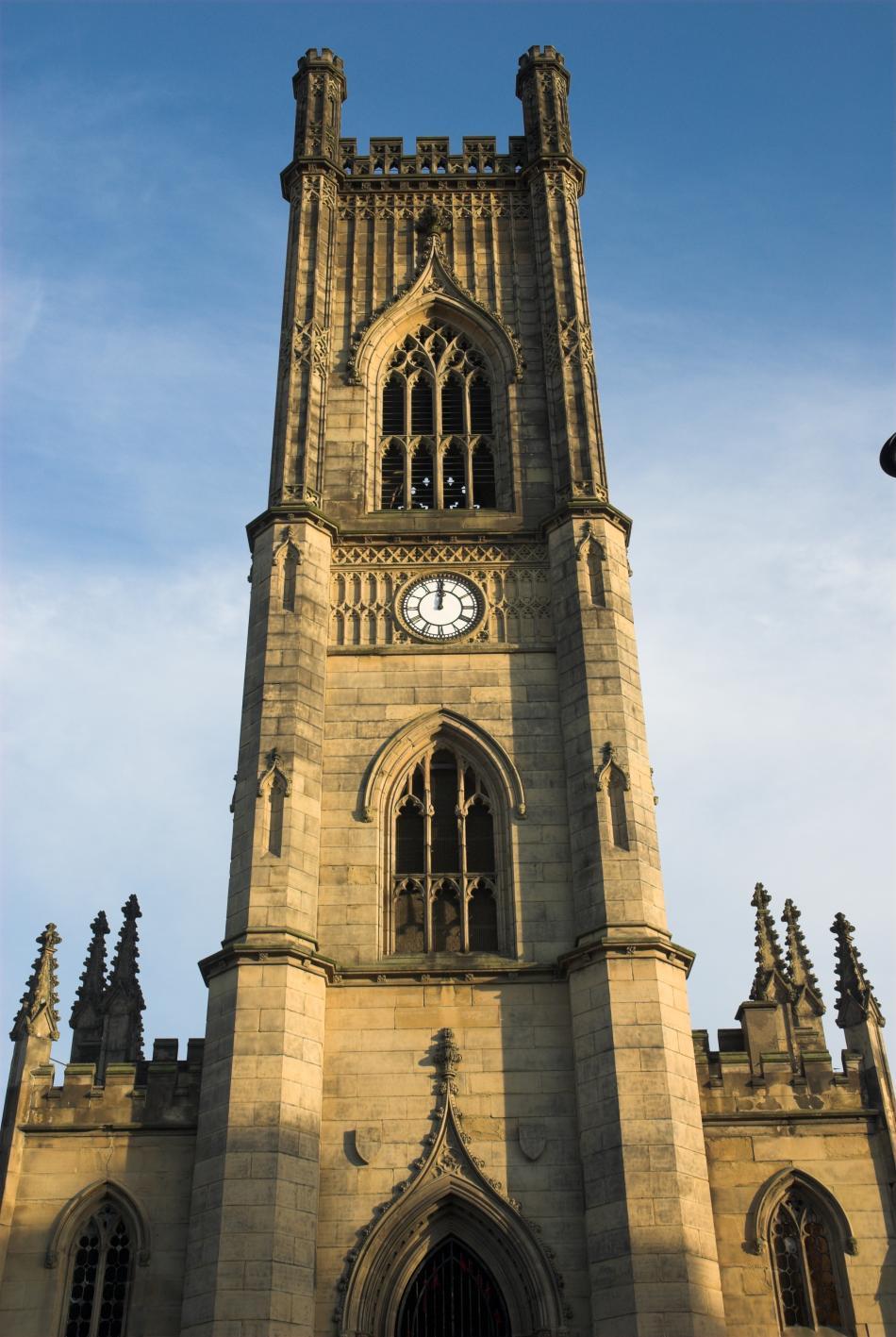 Kościół św. Łukasza w Liverpoolu