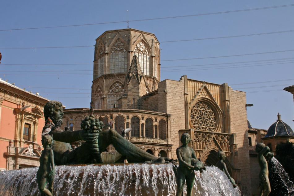 Walencja - Katedra w Walencji