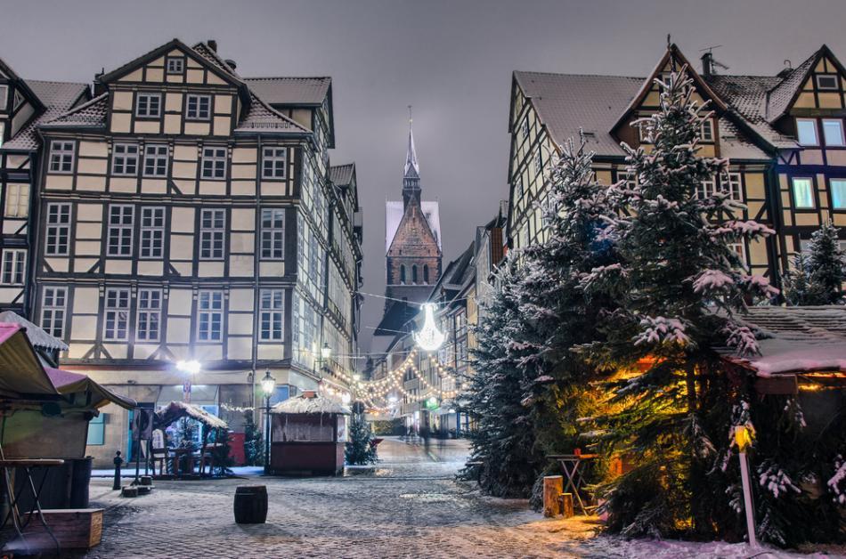 Zabytkowe Stare Miasto (Altstadt)