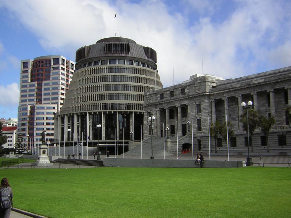 Wellington - Parlament