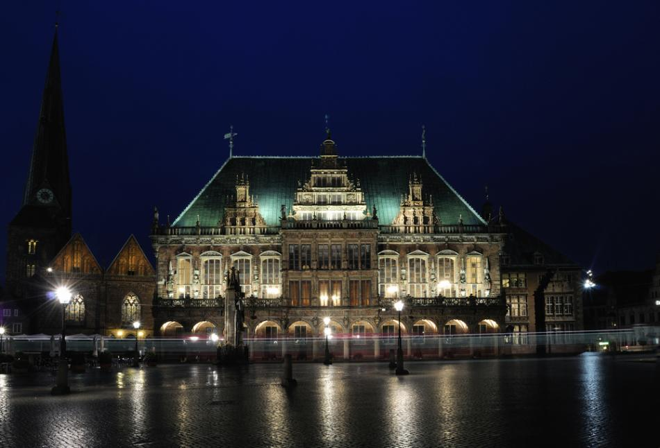 Ratusz w Bremen