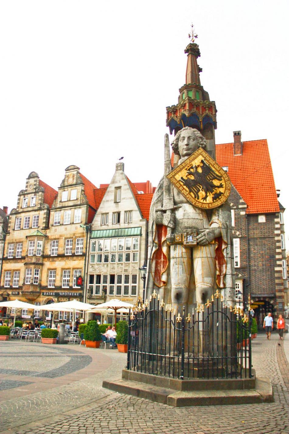 Posąg Rycerza Rolanda