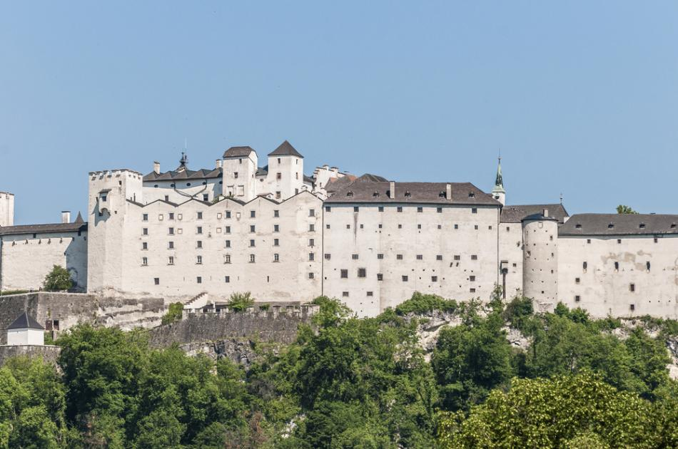 Twierdza Hohensalzburg