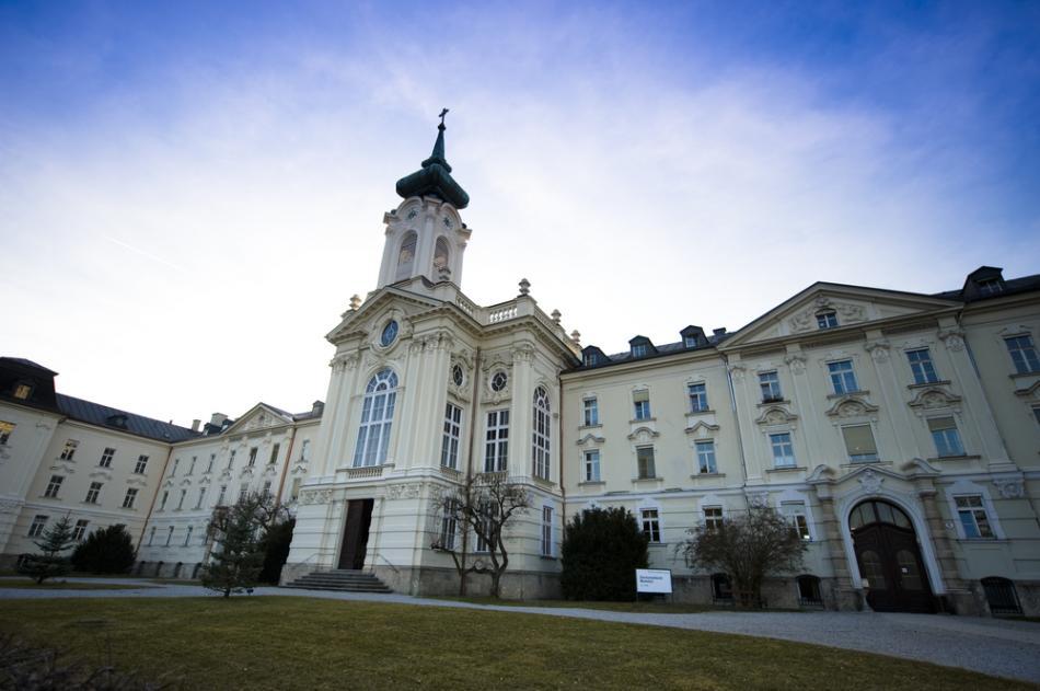 Klasztor Nonnberg