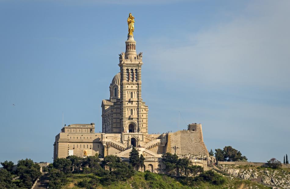 Bazylika Notre Dame w Marsylii