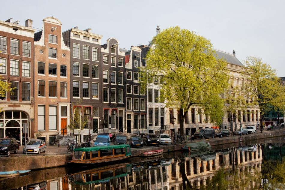 Amsterdamskie Kanały