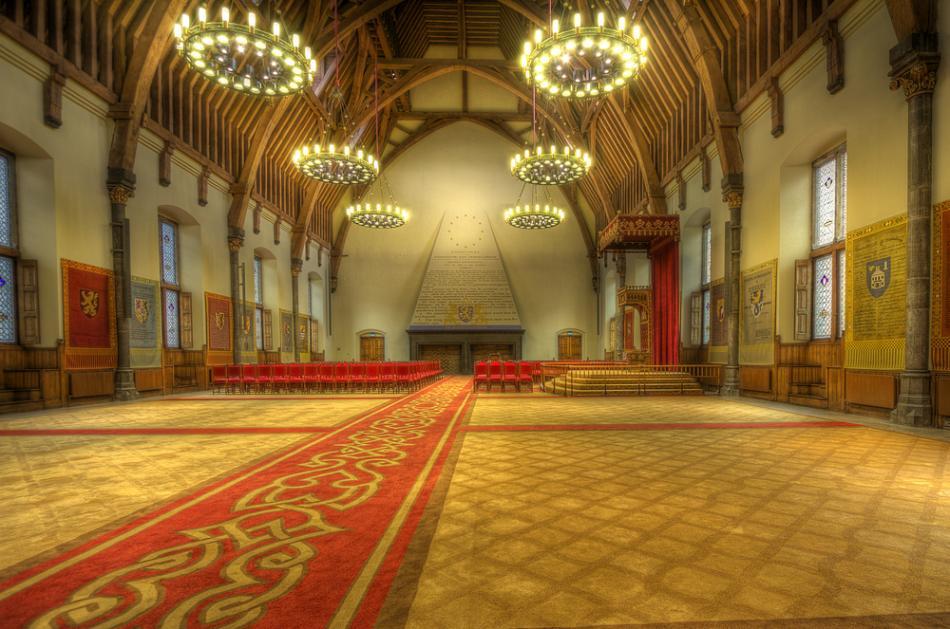 Sala Rycerska w Hadze