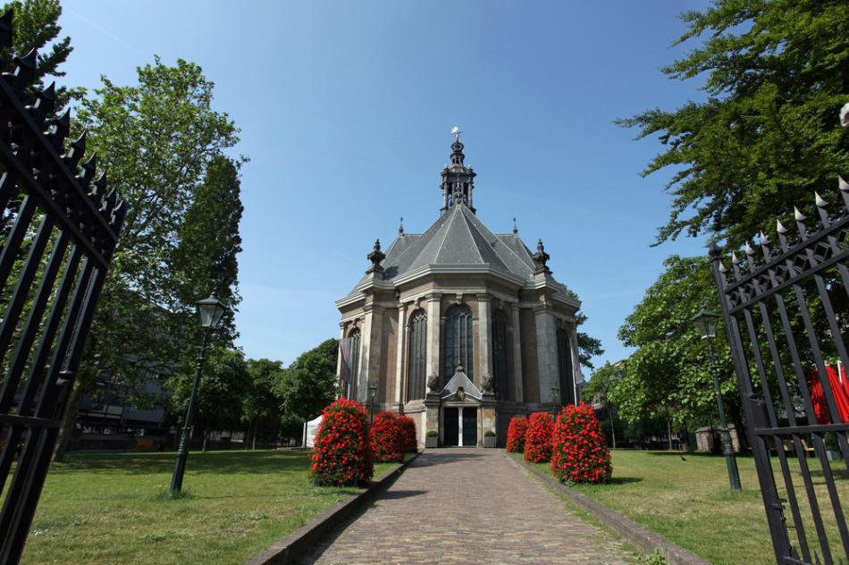 Kościół Nieuwe Kerk w Hadze