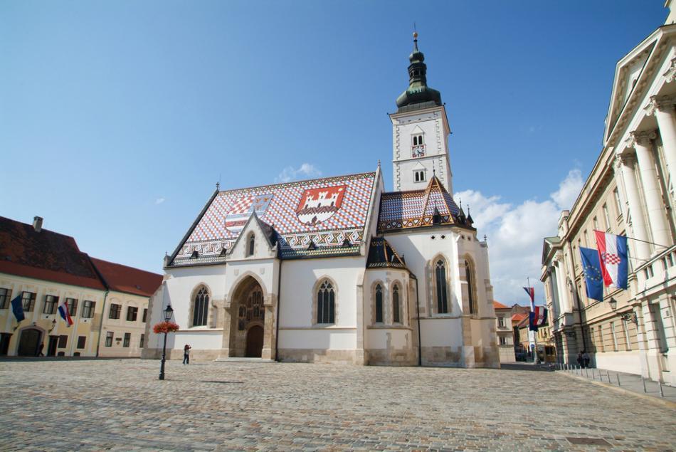 Kościół św. Marka w Zagrzebiu