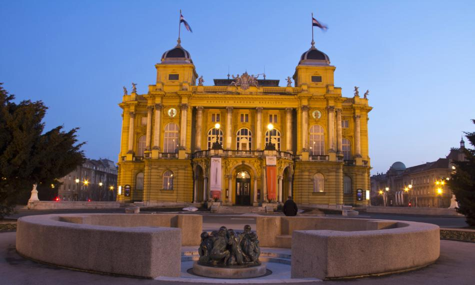 Teatr Narodowy w Zagrzebiu