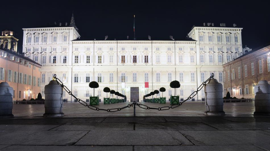 Pałac Królewski w Turynie